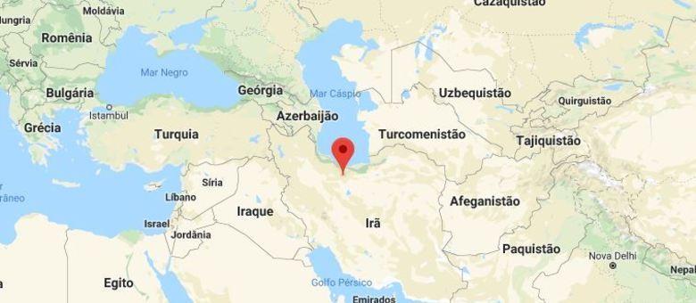 Comunidade brasileira no Irã é de 150 pessoas