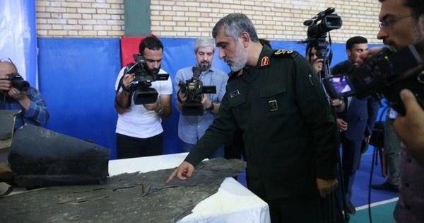 Irã alerta que bases e navios dos EUA estão ao alcance de mísseis