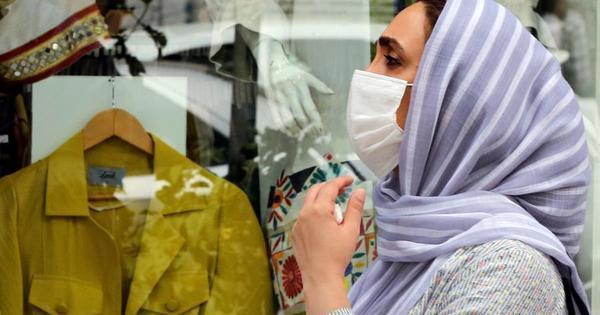 Irã registra novo recorde diário de mortes e obriga uso de máscaras