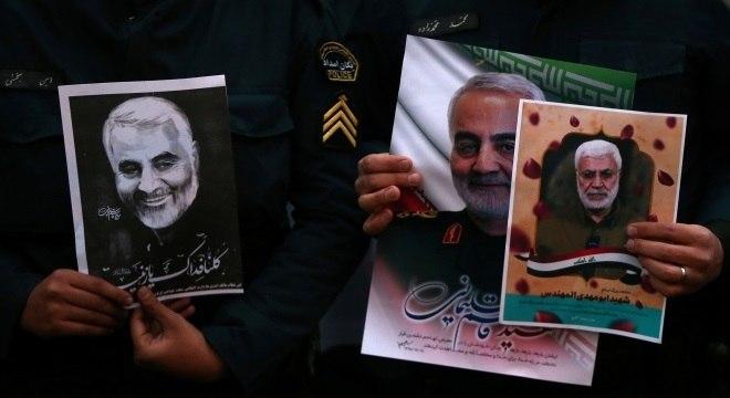 General era maior autoridade militar do Irã