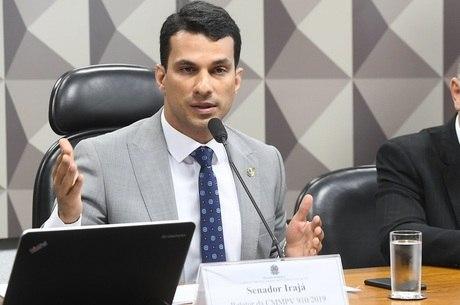 Na imagem, o senador Irajá Silvestre Filho (PSD-TO)
