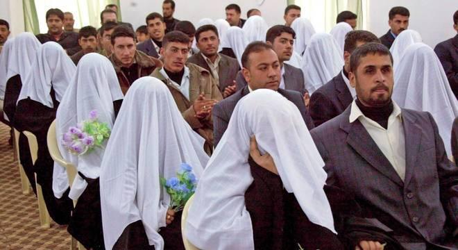 País permite que homens se casem com mulheres, e crianças, temporariamente
