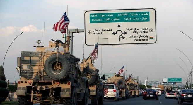 Estados Unidos vão reduzir o número de tropas destacadas no Iraque