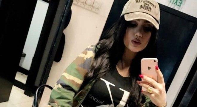 A modelo Tara Fares foi morta em setembro enquanto dirigia pelas ruas de Bagdá