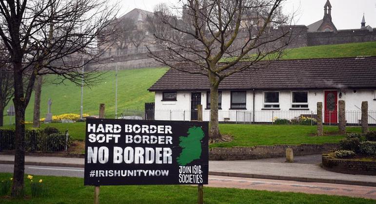 Divisão alfandegária entre as Irlandas é um dos pontos mais delicados do Brexit