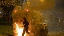 Brexit reacende revolta e causa conflito na fronteira das Irlandas