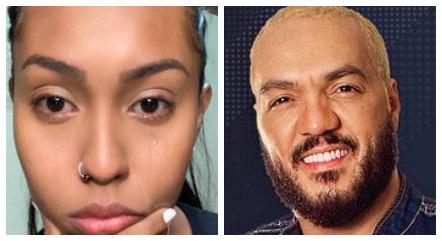 Giovanna chorou ao falar da prisão de Belo