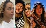 Rafaella Santos, irmã do jogador Neymar Jr., segue colhendo os frutos da fama internacional do craque. A jovem, de 23 anos,faz questão de ostentaruma vidade roupasde grife, viagens e imóveis de luxo nas redes sociais. Commilhões de seguidores no Instagram, a influenciadora mais parece