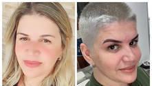 Irmã de Gusttavo Lima muda o visual: 'Não estou doente'