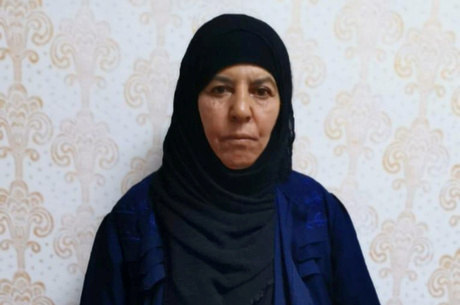 Rasmiya Awad, 65 anos, foi presa