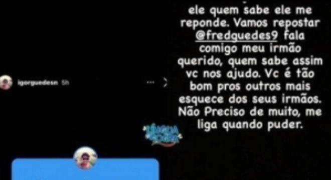 Irmão de Fred - stories
