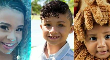 Irmãos mortos em incêndio em Poá, na Grande São Paulo