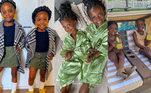 Quando o assunto é luxo e estilo, as irmãsKnixia e Knaomi Smith não estão para brincadeira. Com menos de cinco anos de idade, essa dupla tem mais de 300 mil seguidores no Instagram e um guarda-roupa de dar inveja a qualquer adulto