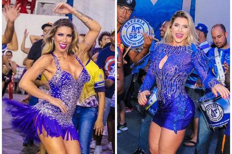 Irmãs celebram volta ao Carnaval de São Paulo