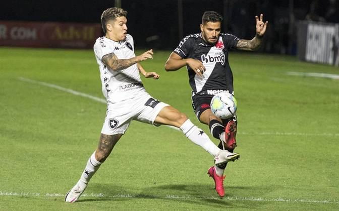 Irregularidade do Vasco se acentuou nos últimos jogos. Confira ao lado as últimas 20 partidas do Cruz-Maltino na temporada.