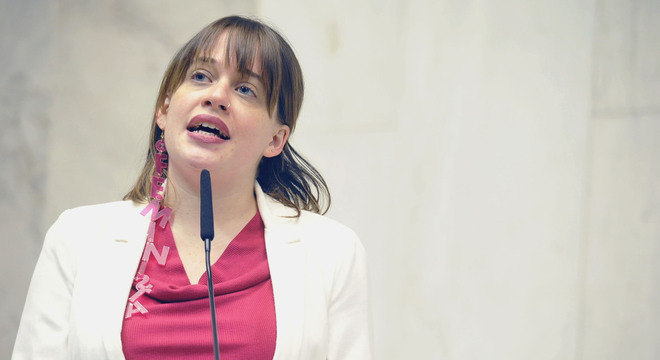 Isa Penna (PSOL) fez boletim de ocorrência contra Fernando Cury (Cidadania)