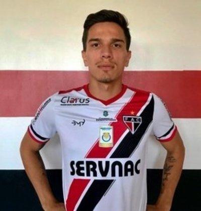 Isaac, artilheiro da Copinha de 2015, com 8 gols, chegou a ser contratado pelo Corinthians, mas nunca jogou. Hoje, está no Monte Azul, na Série A2 do Paulistão.