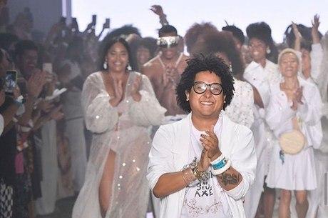 Isaac Silva está entre os estilistas que se apresentam na SPFW