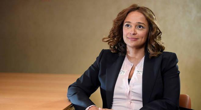 Origem da fortuna da filha do ex-presidente de Angola tem sacudido o mundo financeiro de Portugal