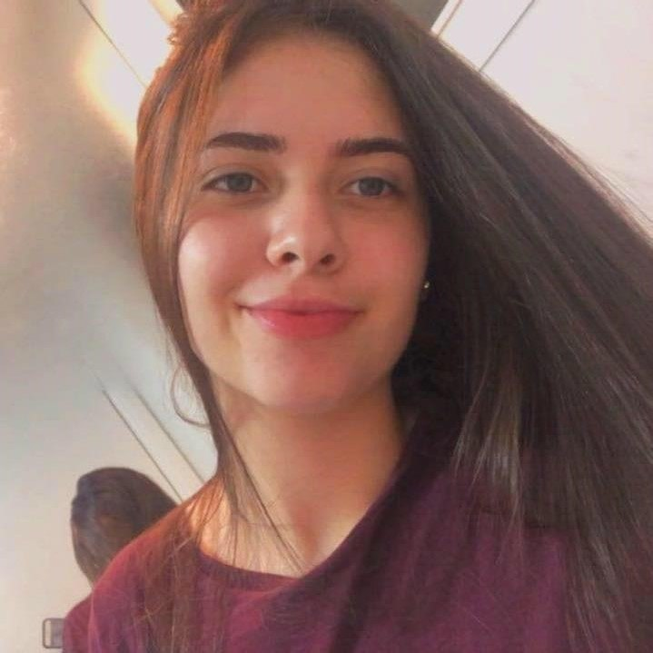 Isabela Condrad pretende cursar Arquitetura