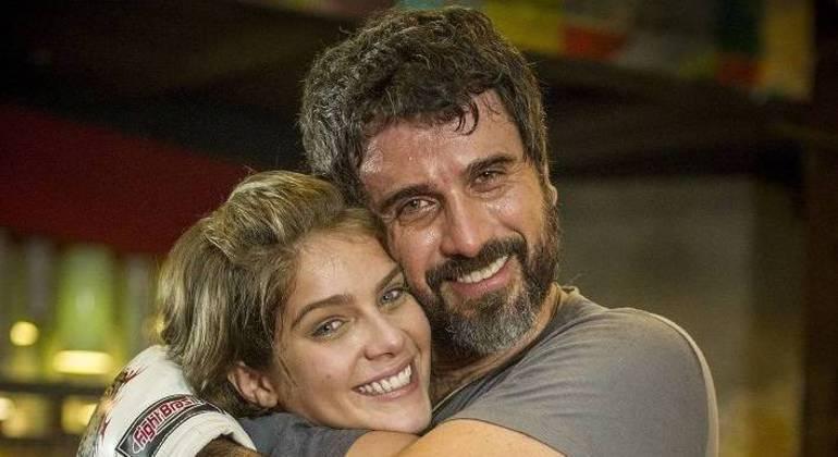 """Isabella Santoni e Eriberto Leão  em """"Malhação Sonhos"""""""