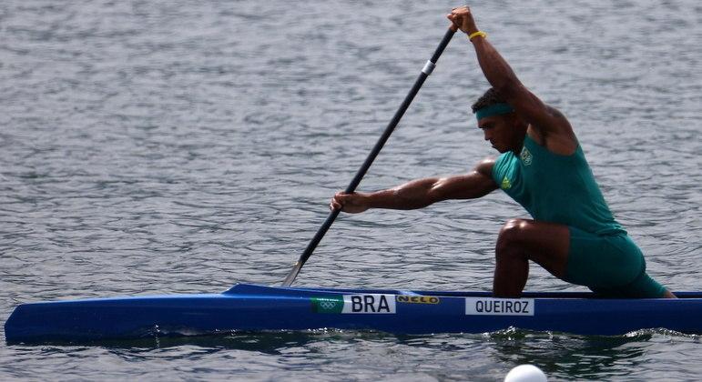 Isaquias Queiroz, de 27 anos, conquistou sua quarta medalha em Jogos Olímpicos
