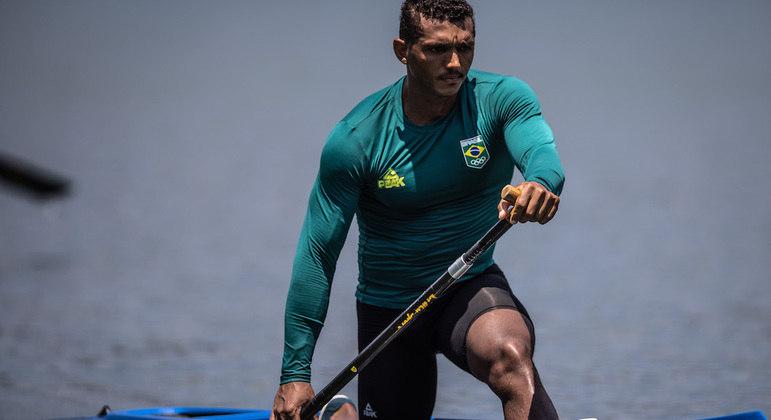 Isaquias Queiroz estreia neste domingo (1º) nos Jogos Olímpicos Tóquio 2020