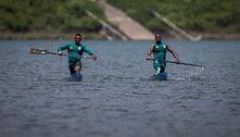 'Meu ídolo é o Isaquias', diz parceiro de canoa em Tóquio 2020