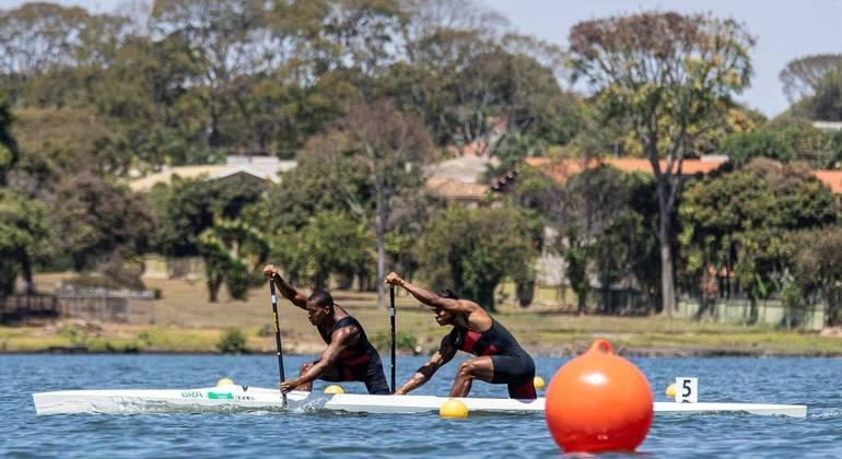Isaquias Queiroz e Jacky Godmann vão em busca da medalha de ouro em Tóquio 2020