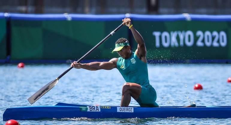 Isaquias Queiroz busca sua quarta medalha olímpica na carreira