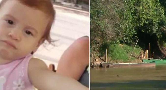 Corpo do bebê havia sido descartado pela mãe em um rio no interior de SP