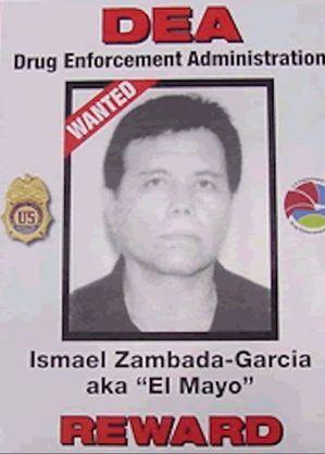 Ismael 'El Mayo' Zambada, líder do cartel de Sinaloa, no México