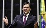 IsnaldoBulhões (AL) substitui Baleia Rossi (SP), derrotado na disputa pelo comando da Casa, como líder do MDB