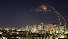 Três foguetes são lançados da Síria em direção a Israel