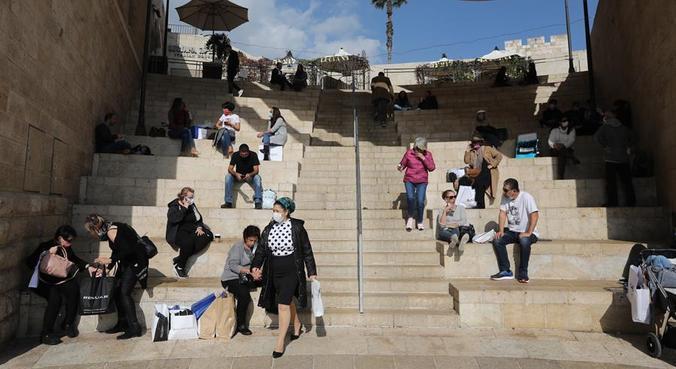 Israel registrou 4 casos de covid-19 causados pela nova variante do vírus