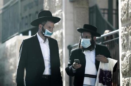 Segunda onda em Israel sobrecarregou hospitais