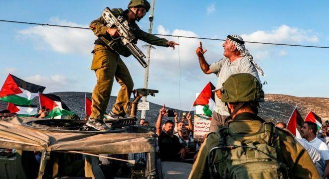 A soberania do vale do Jordão é um dos pontos de maior desacordo nas negociações de paz entre palestinos e israelenses