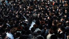 Israel começa a enterrar vítimas de tumulto em festival religioso