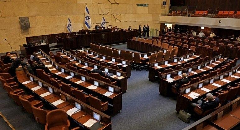 Parlamento israelense tem uma semana para realizar voto de confiança