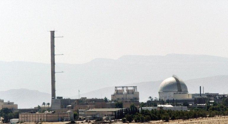 Míssil disparado do território sírio caiu nas proximidades da usina nuclear de Dimona