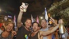 Israel anuncia fim da obrigação de uso de máscara em locais fechados