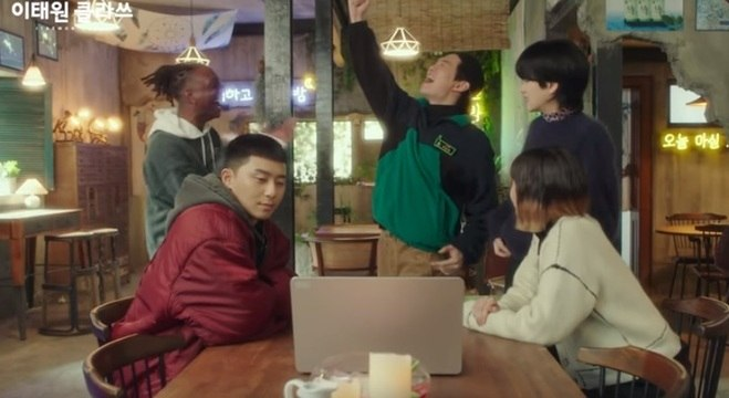 Clipe da música 'Sweet Night' usa cenas da série 'Itaewon Class'