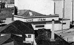 Na mesma década, o cinema era uma das opções de lazer e cultura para os moradores do Itaim Paulista