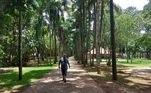 O líder comunitárioEuclides Mendes revela outro ponto histórico do Itaim Paulista. O Parque Biacica foi inaugurado em 2018, dentro de uma área de 140 mil m², totalmente revitalizada e que integra Parque Várzeas do Tietê
