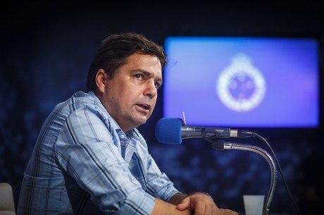 Machado continua internado no Hospital Madre Teresa