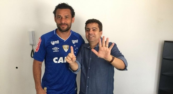 Itair Machado. Demissão sumária foi exigência para paz no Cruzeiro