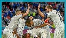 Nos penais a Espanha, no sufoco a Itália, uma das semis da Euro2020