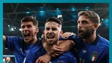 """No triunfo da Itália na Euro2020, fulgura o """"brasiliano"""" Jorginho"""