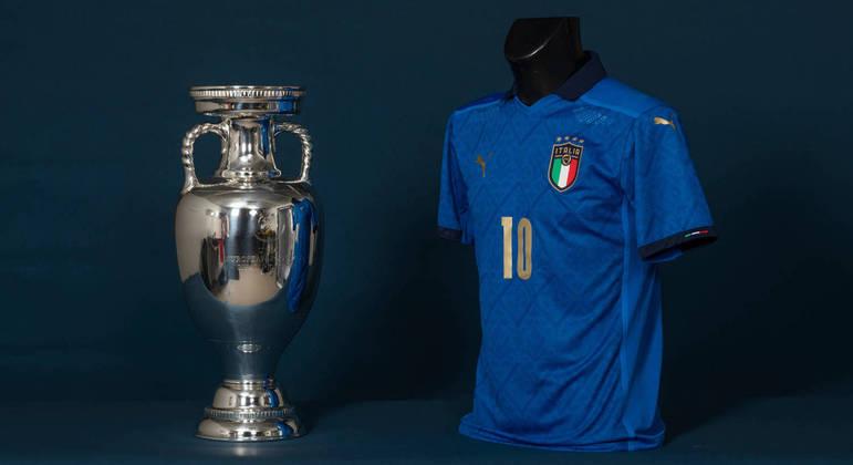 "A ""Squadra Azzurra"", primeira finalista da Euro2020"