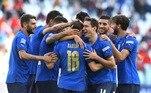 Itália bate a Bélgica por 2 a 1 e termina a Liga das Nações em 3°VEJA MAIS